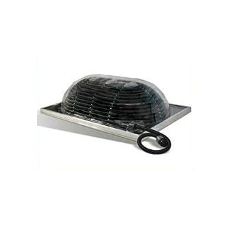 Calentador de agua solar alberca