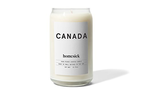 Homesick Scented Candle, Canada