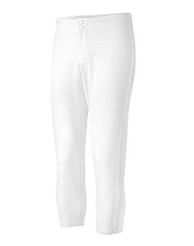 Handling Softball Praksis Bukse Uniform Hvit