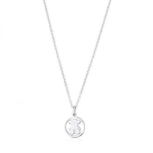 Camille Pendant (TOUS Camille Bear Sterling Silver Pendant)