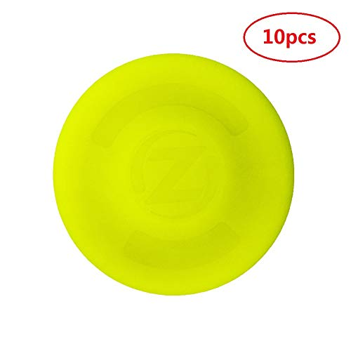 LEDeng Mini Pocket Flexible Soft New Spin in Catching Game Flying Disc(10PCS) (Best Way To Throw A Frisbee Golf Disc)