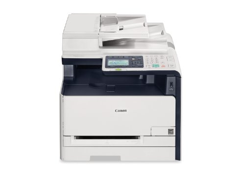 Canon Color imageCLASS MF8280Cw Wireless All-in-One Laser Printer (Discontinued By Manufacturer) by Canon