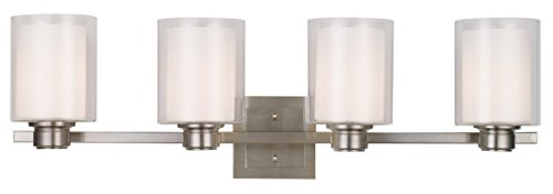 Design House 556167 Vanity Nickel