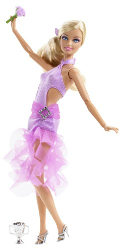 Barbie I Can Be Ballroom Dancer Doll -