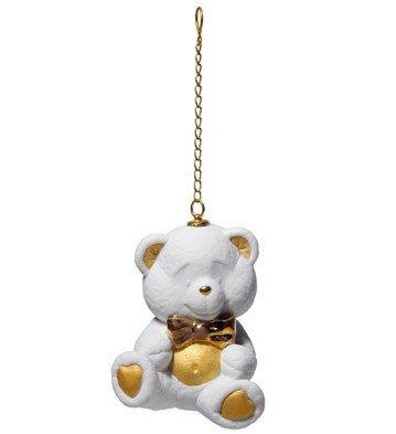 Lladro #18370, Teddy Bear (Re-Deco) Ornament