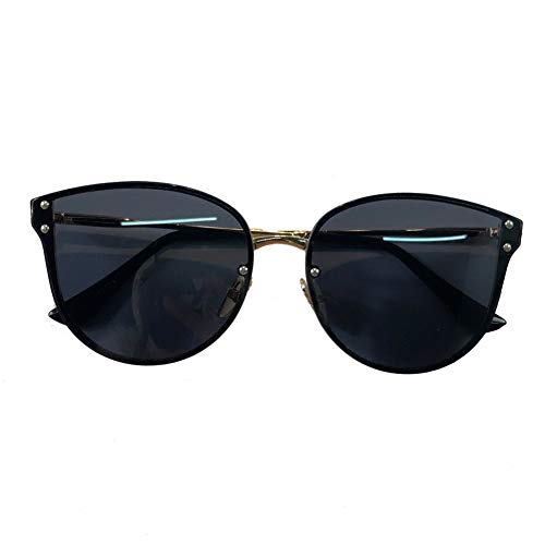 la sol delgadas moda la personalidad de NIFG sol las salvaje de de de gafas grandes de Gafas qEw8B1I