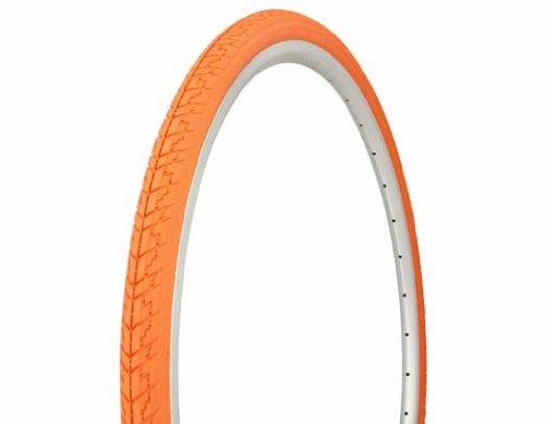 Tire Duro 700 x 35c Orange/Orange Side Wall HF-109. Bicycle tire, bike tire, track bike tire, fixie bike tire, fixed gear tire by Lowrider