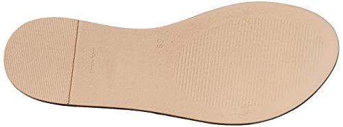 Steve Madden Womens Cailin Gladiator Sandal Natural/Multi