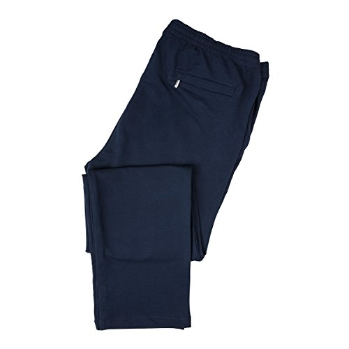 Pantaloni tuta blu scuro Hajo Taglie forti