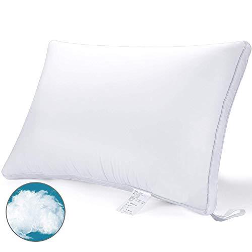 침단잠 인기 어깨결림 좋은 환기성 숙면침 고급 호텔 사양 하이 클라스 소프트 타입 고반발침 옆으로 향해 대응 통째로 세탁 가능 입체 구조 43x63cm