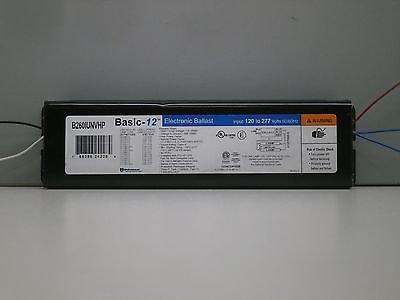 UNIVERSAL B260IUNVHP 2 LAMP F96T12 120/277 VOLT BALLAST