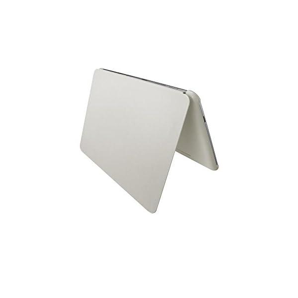 Samsung Book Cover - Funda para Samsung GT-P7500 Galaxy Tab 10.1 (función soporte), blanco 8