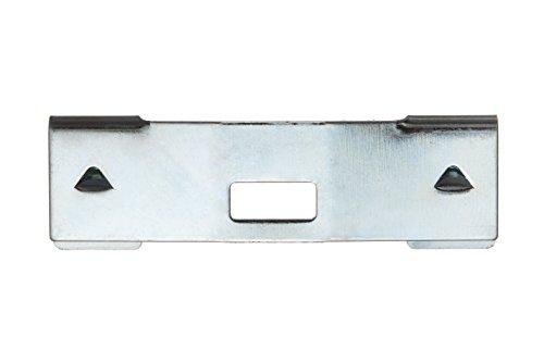 15 Pack VERTICAL BLIND Vane Saver ~ Zinc Curved Repair Clips ~ Fixes Broken Holes