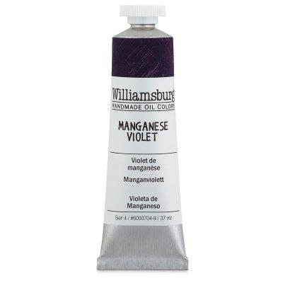 Williamsburg Handmade Oils - Williamsburg Handmade Oil Color - Pint Jar - French Ardoise Gray