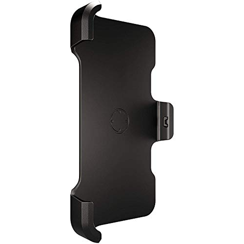 iPhone 8 Plus Belt Clip - by MXX - Replacement Belt Clip Holster Kickstand for iPhone 7 Plus/Compatible with Defender and Defense Cases - Black
