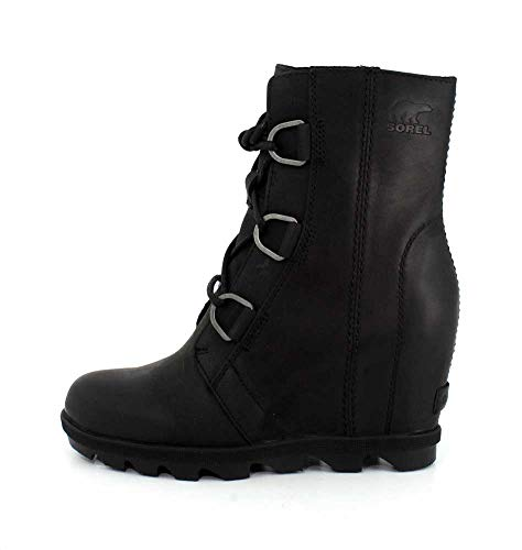 Cuneo Nera Pelle Arctic Of In Sorel Black Joan Stivali Ii 07w8wq