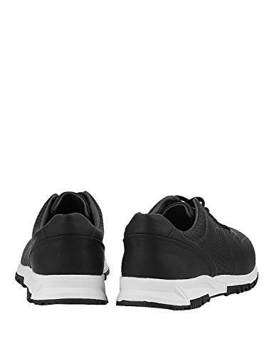 outlet pictures buy cheap very cheap LEVON Men's Low Cut Casual Shoes Black under 50 dollars discount deals free shipping great deals CLeRerS5