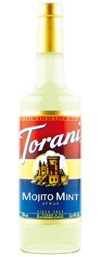 Torani Mojito Mint Syrup, 750 ml Bottle