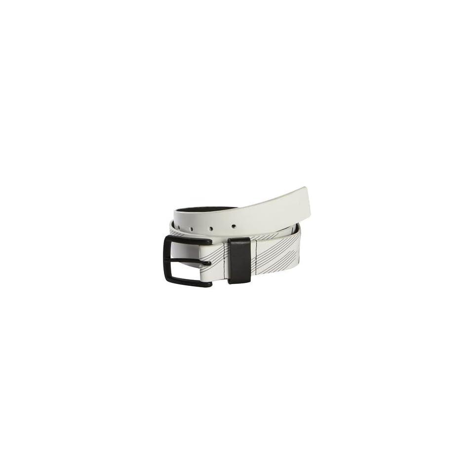 Fox Racing Vanished Belt   Small/White