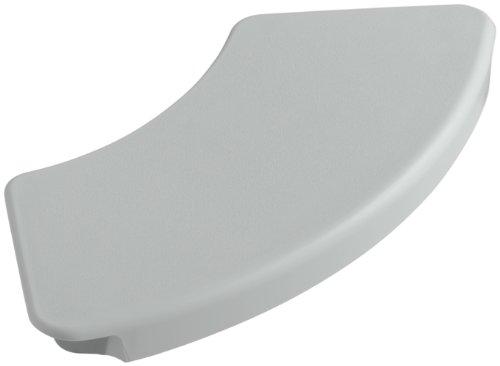 Kohler K-9499-95 Removable Shower Seat, Ice Grey