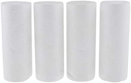 Sharplace 発泡スチロール りんご カボション 半球 柱型 発泡ボール DIY 手芸用 アクセサリー 全4選択 - 4x