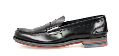 Prada Mens 2DE034 Leather Business Shoes oZTkz