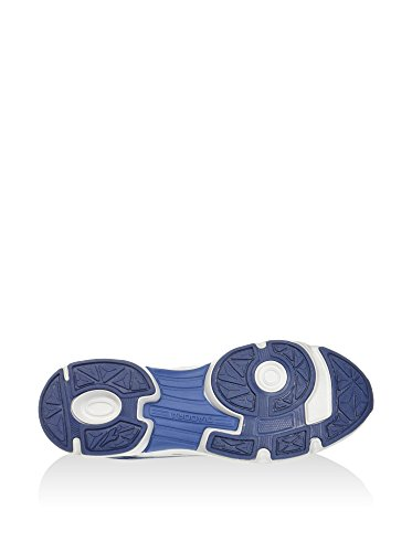 Pour Bleu Homme Baskets argent Diadora Pqw15H