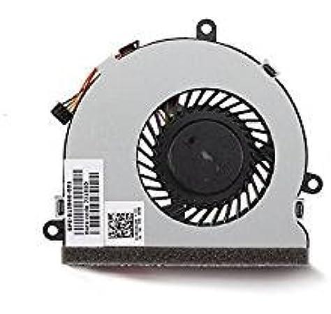 GGZone Ventilador de CPU para HP Pavilion 15-AF 15-AC HP 250 G4 ...