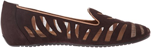 J.Renee Womens Haneen Ballet Flat Brown/Bronze tUfmVtr