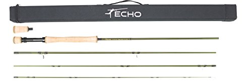 "ECHO OHS Fly Rod, 7104-4 (10' 4"", 7wt, 4pc)"