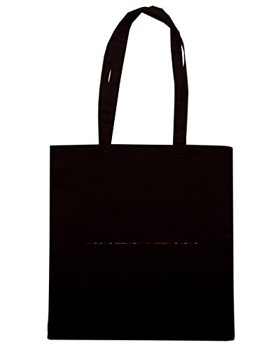 T-Shirtshock - Bolsa para la compra TAM0066 just do it dark tshirt Negro