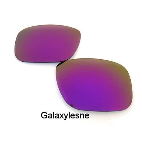 ee6cc050e9 lovely Galaxy Replacement Lenses for Oakley Holbrook Purple Color Polarized