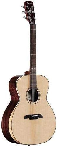 Alvarez AG70WAR - Guitarra acústica profesional con armrest con parte superior de madera maciza