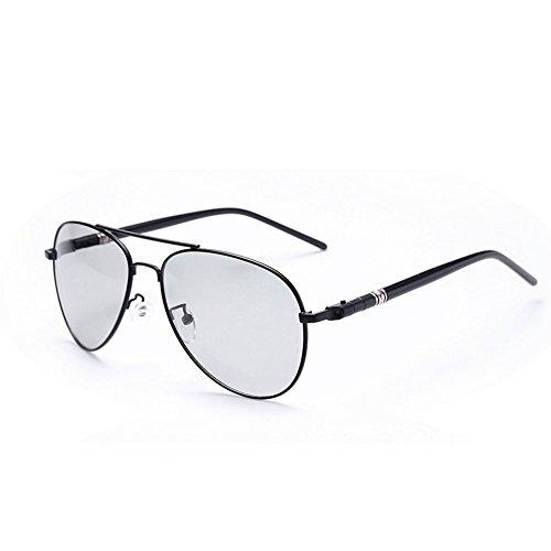 Doble Cambio Conducción Uso Sol Gafas Sol polarizadas Gafas Gafas de de Gafas Pescar 3 Hombres Conductores para 1 de Hombres de para de de Color DT de Color 0vxEwYHqw