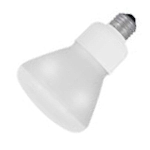 TCP 1R2014PERM CFL Covered R20 - 50 Watt Equivalent (only 14w used!) Soft White (2700K) PERM Base Flood Light Bulb - Wet Location Rated ()