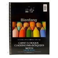 - Speedball R237130 Bienfang Take Me Along Sketch Book44; 11 X 14 in.