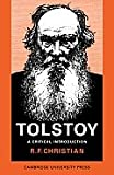 Tolstoy, Reginald F. Christian, 0521074932