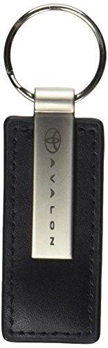 Au-Tomotive Gold, INC. Toyota Avalon Black Leather Key Chain