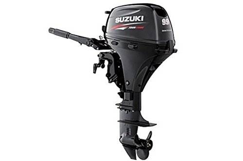 Suzuki 9.9 HP EFI 4-Stroke Outboard Motor Tiller 20