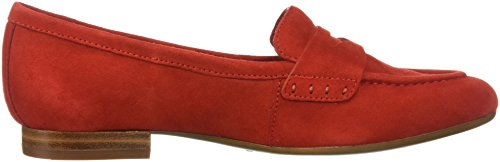 Aerosoles Mujeres Map Out Loafer Mid Grey Suede