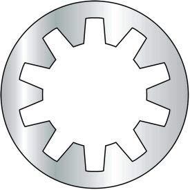 #10 Internal Tooth Lock Washer - Zinc - Pkg of 10000
