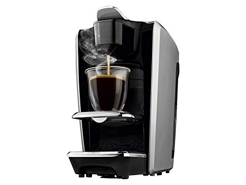 Máquina de café cápsulas BKM 1250 A1 programable, depósito de agua extraíble de 1 litro de capacidad de 1250 W