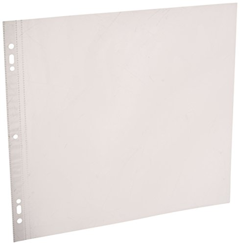 Colorbok Page Protectors (10 Pack), 12 by 12
