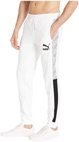 メンズ カジュアルパンツ T7 Track Print Pants TR [並行輸入品]