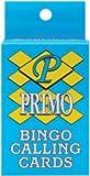 Bulk Buy: Dabin.n Stic Bingo Calling Cards 75/Pkg 00095 (3-Pack)