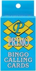 Bulk Buy: Dabin.n Stic Bingo Calling Cards 75/Pkg 00095 (3-Pack) by Dab 'N Stic