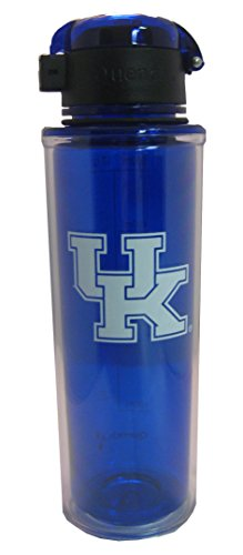 NCAA Kentucky Wildcats 18oz Gemini Tritan Hydration Water Bottle
