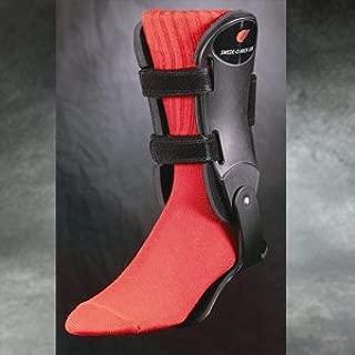 product image for Swede-O Arch Lok Hinged Ankle Brace, Black, Left
