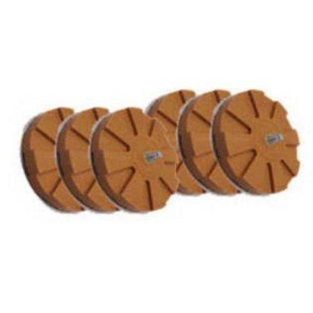 Ingersoll Rand IRC-324-700-6 Eraser Pads, pack of 6