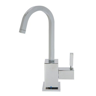 Square Handle Mountain Plumbing - Mountain Plumbing One Handle Single Hole Square Cold Water Dispenser Faucet